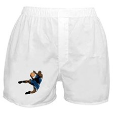 Basketball Player Boxer Shorts