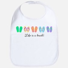 Personalize It, Flip Flop Bib