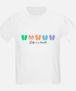 Personalize It, Flip Flop T-Shirt