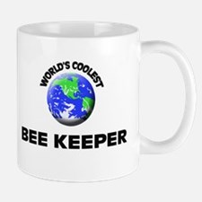 World's Coolest Bee Keeper Mug