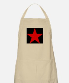 Red Pentagram Apron