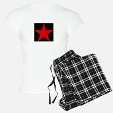 Red Pentagram Pajamas