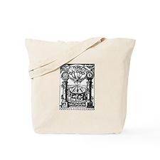 Jachin-Boaz Pillars Tote Bag