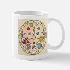 Rosicrucian Rose Mug