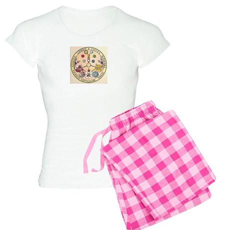 Rosicrucian Rose Pajamas