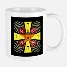 Rosy Cross Mug