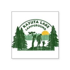 Kayuta Lake Campground Sticker