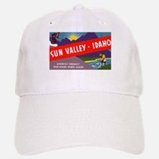 Sun Valley Idaho Baseball Baseball Baseball Cap