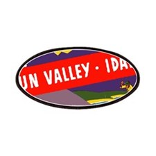 Sun Valley Idaho Patches