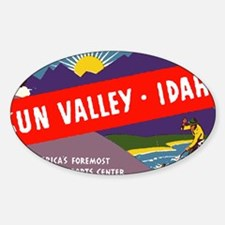 Sun Valley Idaho Decal