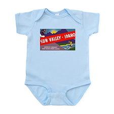 Sun Valley Idaho Body Suit
