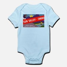 Sun Valley Idaho Body Suit