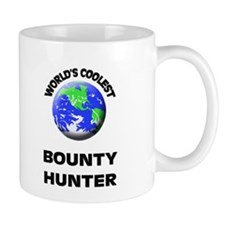 World's Coolest Bounty Hunter Mug