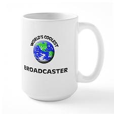 World's Coolest Broadcaster Mug