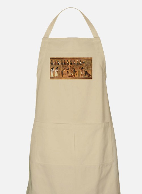 Weighing of the Heart Apron