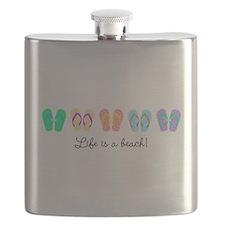Personalize It, Flip Flop Flask