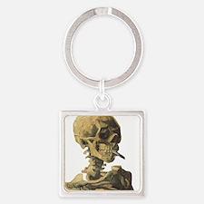 Smoking Skeleton Keychains