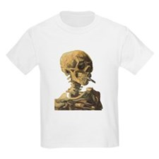 Smoking Skeleton T-Shirt