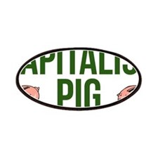 Capitalist Pig Patches