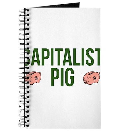 Capitalist Pig Journal