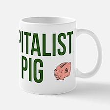 Capitalist Pig Mug