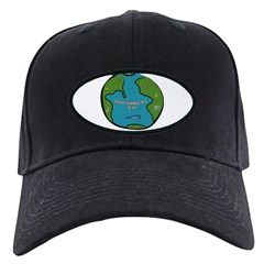 Earth Without Art Animals Baseball Hat