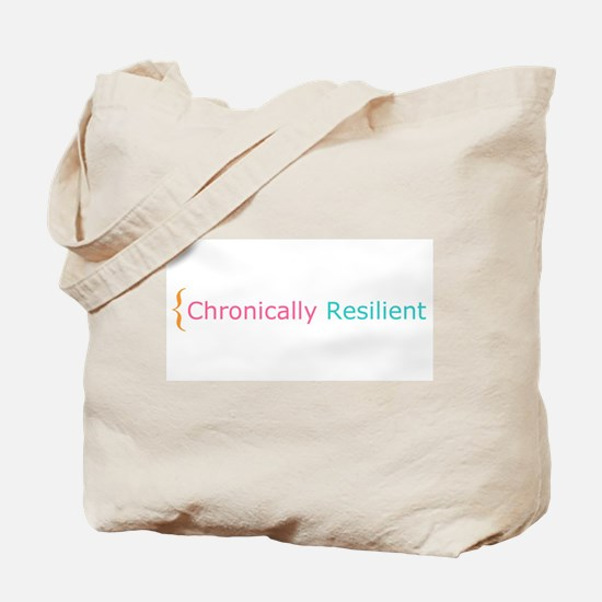 Chronically Resilient Tote Bag