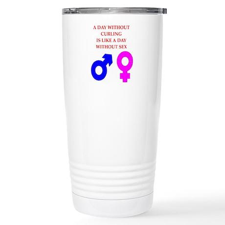 CURLNG Travel Mug