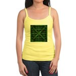 Rusty Shipping Container - green Tank Top