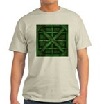 Rusty Shipping Container - green T-Shirt