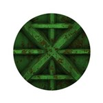 Rusty Shipping Container - green 3.5