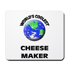 World's Coolest Cheese Maker Mousepad