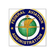 FAA logo Sticker