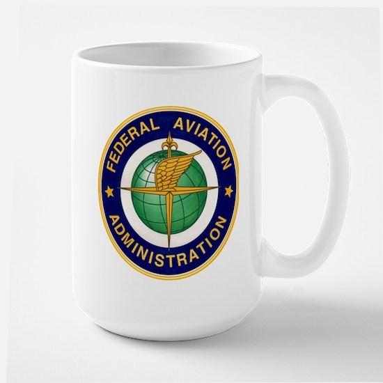 FAA logo Mug