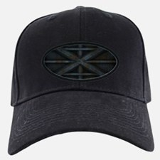 Rusty Shipping Container - black Baseball Hat