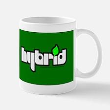 """I HEART MY HYBRID"" - Logo on Mug"