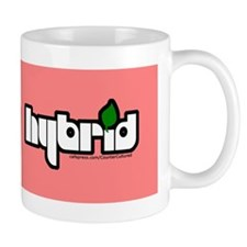 """I HEART MY HYBRID"" - Logo on Mug"