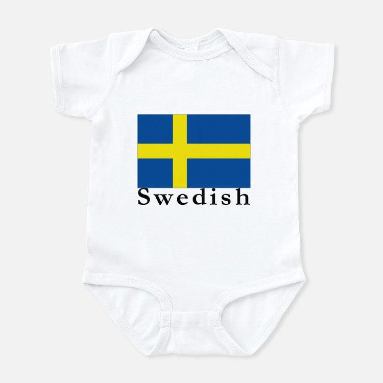 Sweden Infant Bodysuit