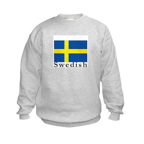 Sweden Kids Sweatshirt