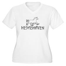 hestehaven.jpg Plus Size T-Shirt