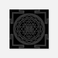 Sri Yantra Sticker
