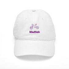 BikeChick Logo Cap
