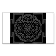 Sri Yantra Decal