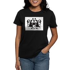 Ink Blot 4 T-Shirt