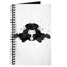 Ink blot 1 Journal