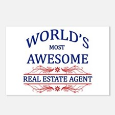World's Most Awesome Real Estate Agent Postcards (