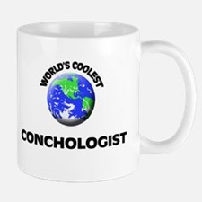 World's Coolest Conchologist Mug