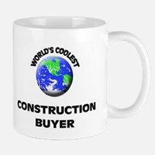 World's Coolest Construction Buyer Mug
