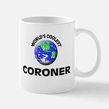 World's Coolest Coroner Mug