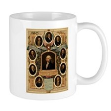 Masonic Heroes Mug